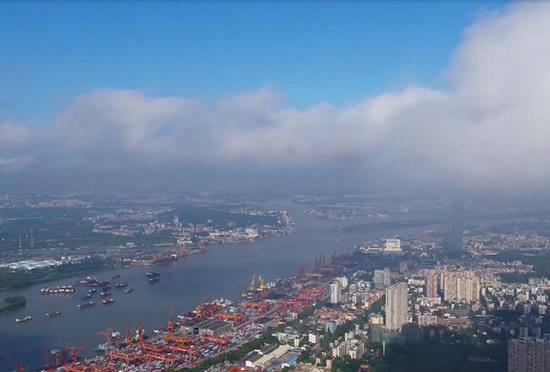 广州市黄埔区将投资10.2亿元打造45.8公里沿河景观带