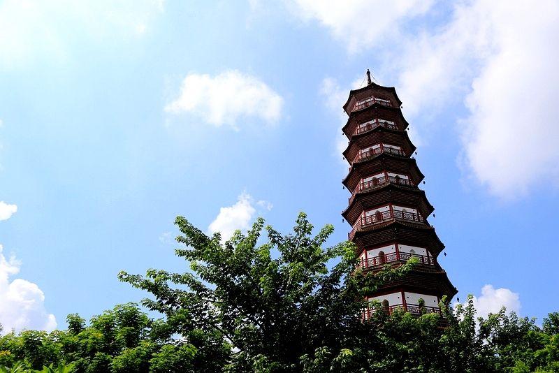 广州讲古之珠江三塔——赤岗塔