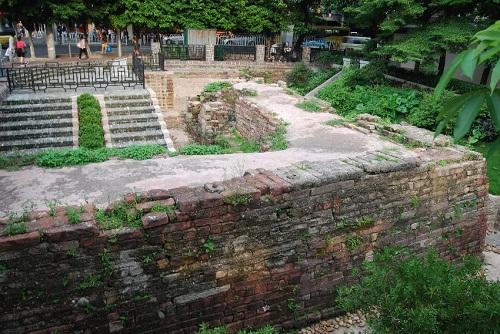 广州古仔之浮丘石的传说两则