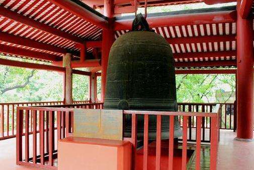 """广州古仔之禁钟楼的""""铜钟"""""""