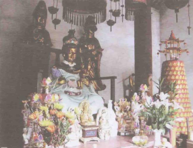 金花夫人之金花庙的传说与信仰