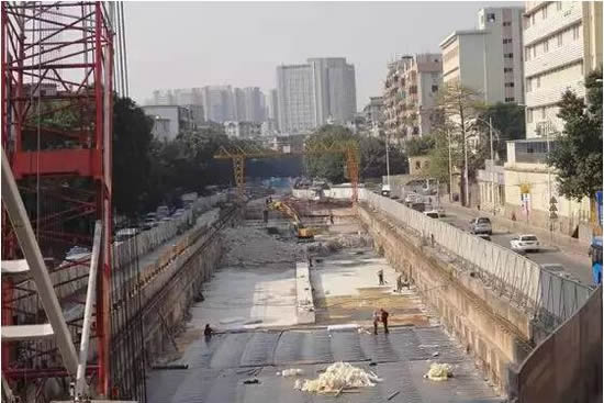 广佛地铁建设又有最新消息 燕岗-沥滘将于2018年底开通