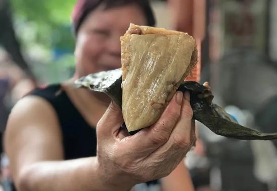 广州端午节传统美食 各种各样充满广府味道的粽子你吃过多少