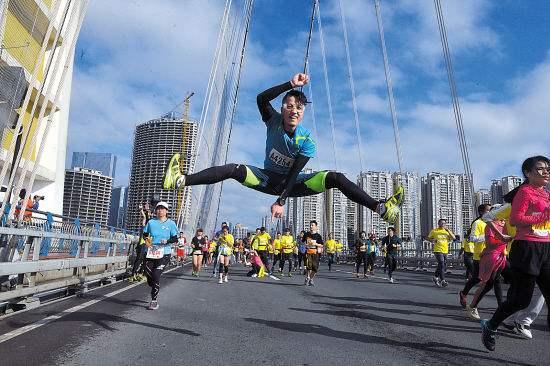 2018年广州马拉松赛6月底启动报名 大赛将于12月9日正式起跑