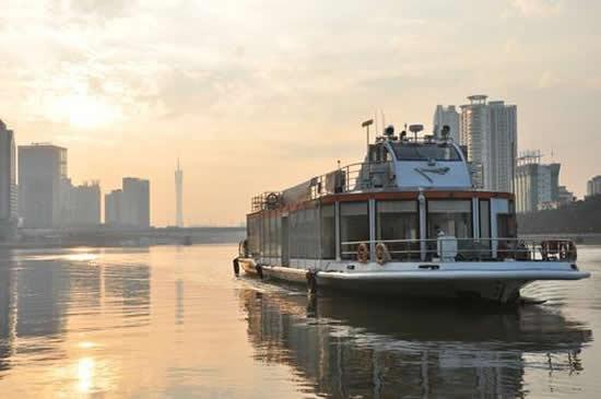 广州公交集团客轮公司6月10日起对S2芳村—广州塔航班时间进行调整