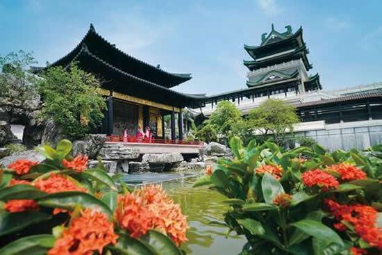 粤剧艺术博物馆碑记正式揭幕 邀你前来欣赏粤剧文化印记