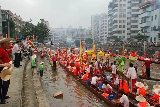 2018尚天河文化季国际龙舟文化节6月12日火热上演