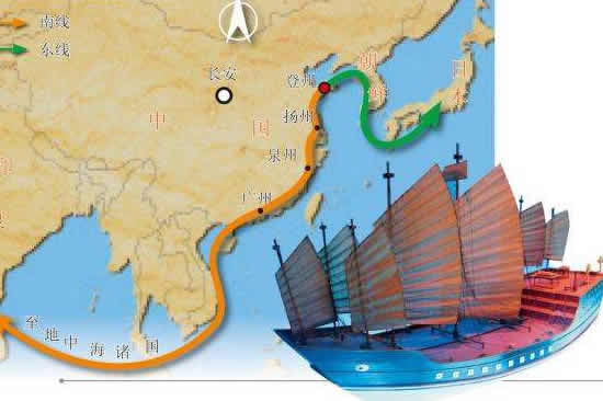 广州与古代海上丝绸之路历史的二三事