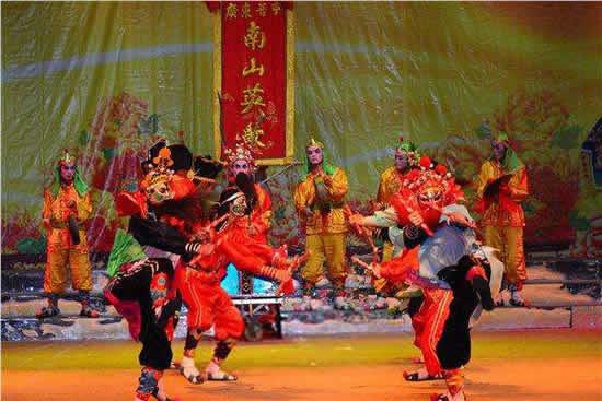 2018广州岭南武术非遗文化周将于6月22日举行 一场盛大的武林大会