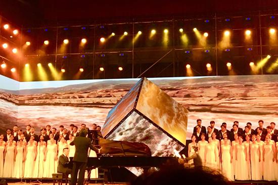 2018广州星海音乐季活动在星海音乐学院大学城校区音乐厅拉开了序幕