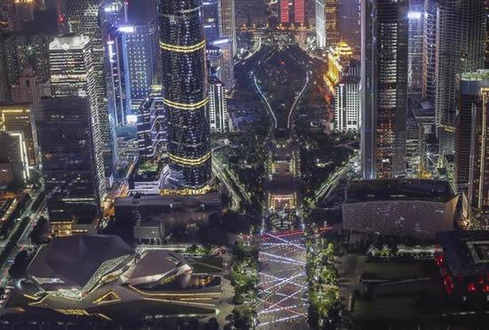 2018广州市民文化节新闻通气会在广州塔举行 带你漫游文化广州