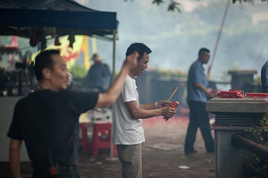五月初五端午节是猎德招景的日子 举办游龙盛会弘扬广府文化