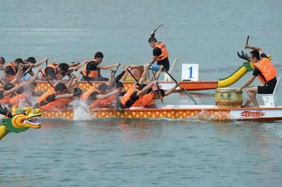 广州端午节假日三天共接待市民游客578.28万人次 旅游收入37.48亿元