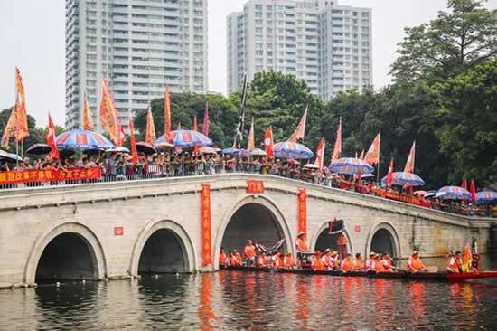 广州一日游有哪些好玩的地方?来荔枝湾参加散龙膥活动!