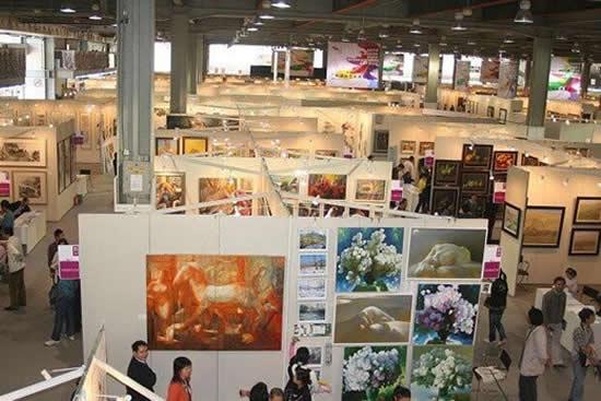 第23届春季广州国际艺术博览会将在琶洲开锣将 有300多家艺术机构参与