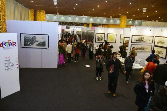 为期4天的艺博会将于6月22日在广州琶洲举办 九大主题展览逐个数