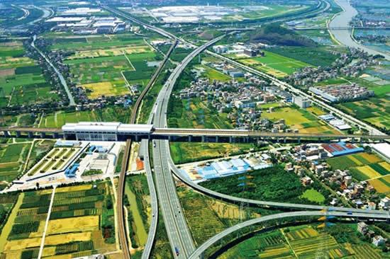 广州南沙港铁路施工建设完成新节点 预计将于2020年建成通车
