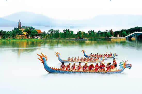 2018年广州国际龙舟邀请赛将于6月23日举行 弘扬中国端午传统文化