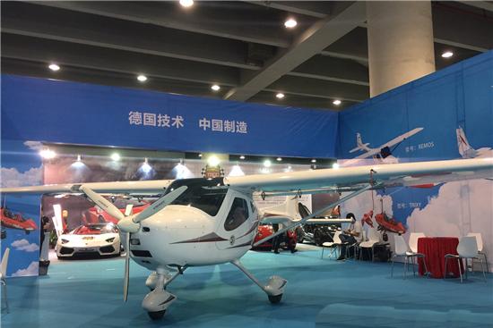 广州国际游艇、房车、通用航空产业博览会6月22日开幕
