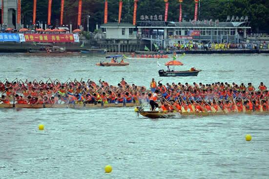 国际龙舟邀请赛将在广州珠江河段上演 带你感受独具岭南特色的龙舟文化