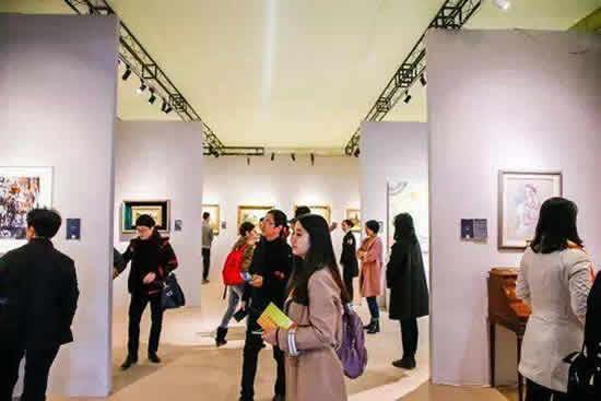 第23届春季广州国际艺术博览会开幕 从一年一届扩展为一年春秋两季