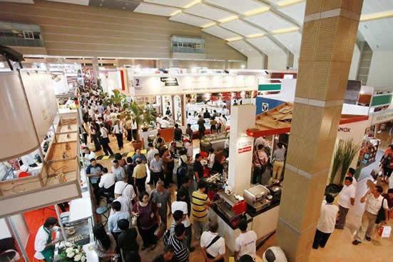 第七届中国国际食品食材展览会举行 绵阳在广州推广名优特新产品