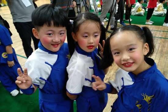 2018年广州岭南武术非遗文化周收官萌娃体验非遗武术魅力