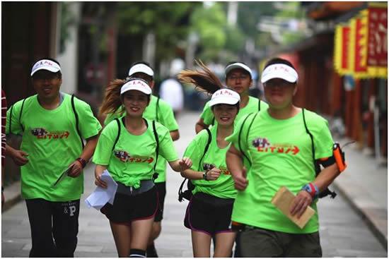 2018年南粤古驿道航空定向大赛日前在从化区举行 国内首个航空定向赛