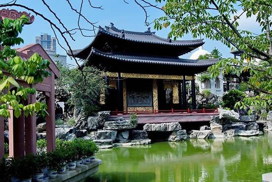 广州粤剧艺术博物馆一日游攻略 曾经拿下中国工程界最高奖项鲁班奖