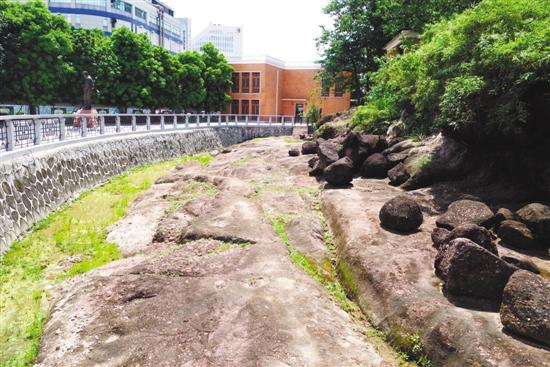 广州一日游哪里好玩?七星岗古海岸遗址公园免费对外开放!