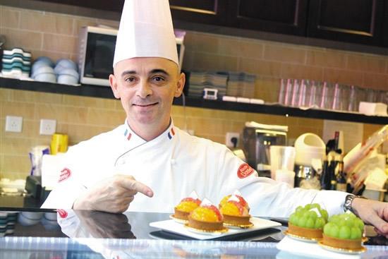 """首家""""法味朵风""""餐厅你吃过了吗?在广州也可以吃到地道的法式烘焙美味!"""