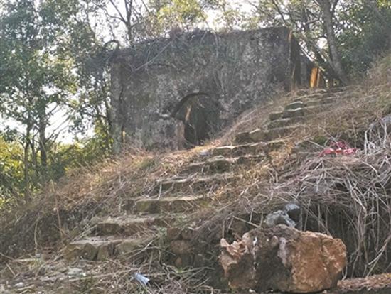 广东东源古城堡被疑为南越王赵佗屯兵处 专家考察实为明代军事要塞