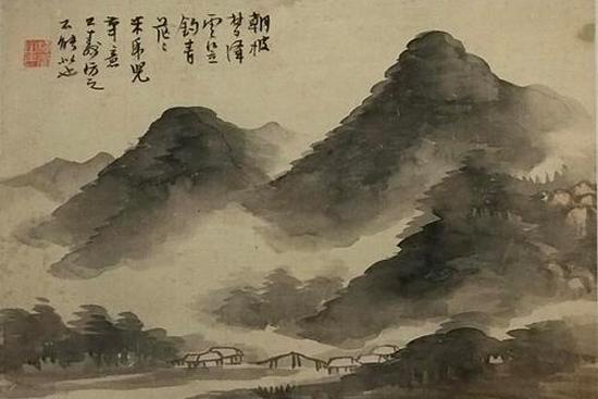广东省博物馆展出《解密中国传统山水画》 文物山水画包括多门类文物近130件