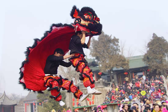 大型民族舞剧《醒·狮》9月在广州友谊剧院首演 民族舞蹈与传统舞狮相融合