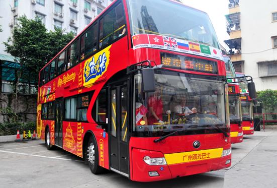 广州最适合观光旅游的巴士路线大搜罗,花城一日游带你吃喝玩乐!