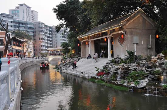 第八届荔枝湾·新西关民俗文化节开幕 传承荔枝文化推广岭南美食