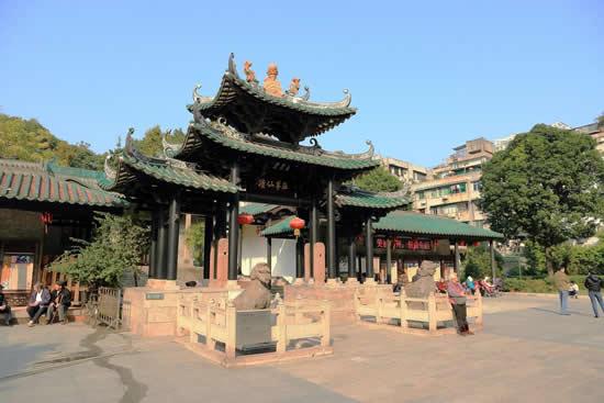 广州祖庙五仙观:浓缩广州历史文化,彰显城市深厚底蕴!