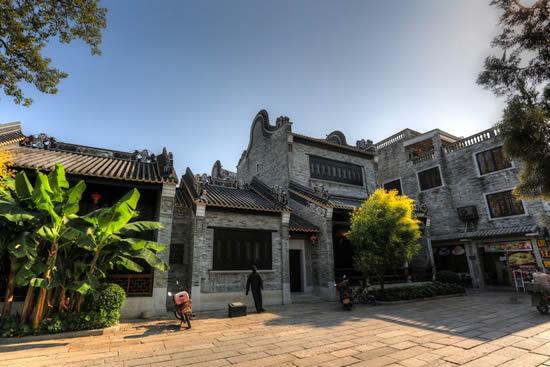 广州番禺沙湾古镇发展历史探秘 始建于南宋时期距今八百年