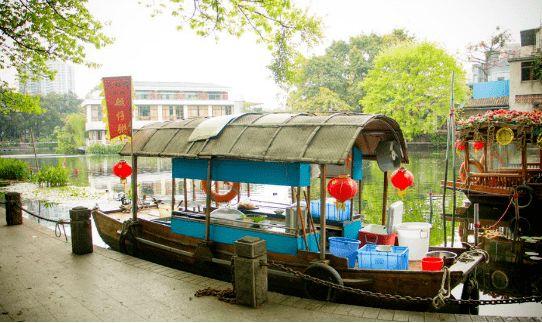 广州有哪些很好吃的特色美食?泮塘五秀你都吃过了吗!