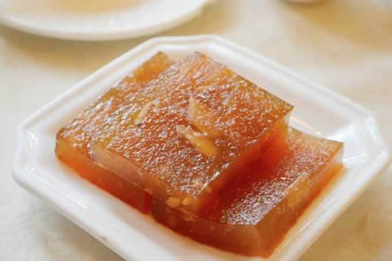 广州特色传统小食泮塘马蹄糕你吃过了吗?