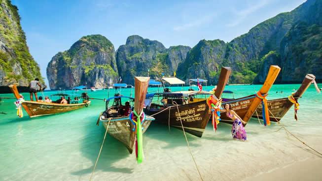 广州旅游市场泰国游产品打折明显,游玩五六天最便宜仅2000多元!