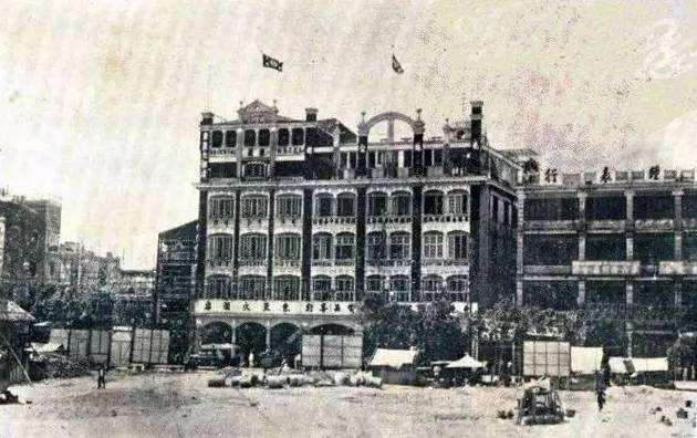 南粤之冠,广州东亚酒店
