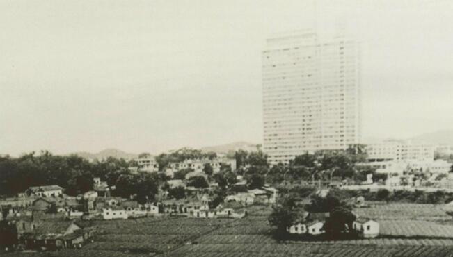 广州白云宾馆40多年,你见证了多少它的光辉岁月?