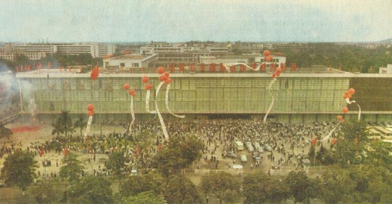 不仅是经济,广交会还带动中国酒店业的发展