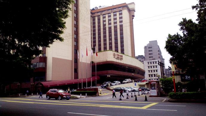 广州中国大酒店,开创改革开放后政商合作先例