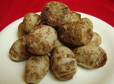 中秋吃芋头之与芋头有关的故事