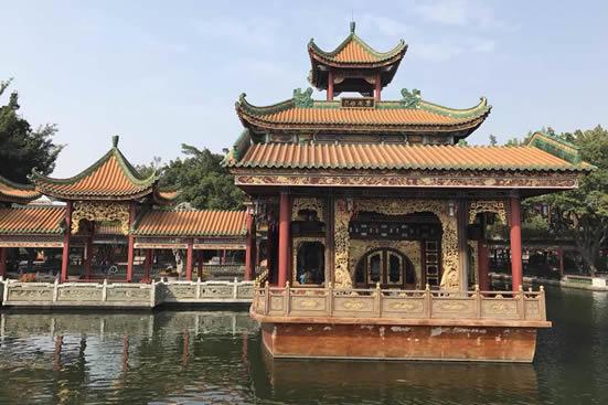 广东省旅游景区游客满意度大数据调查报告出炉,宝墨园最让游客满意!