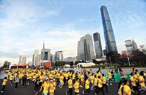 2018广州黄埔马拉松赛将于12月底举行,口号有奖征集率先开启!