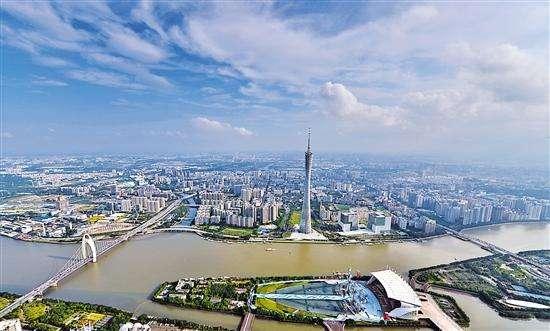 广州一日游去哪里比较好?到你参观位于市中轴线南段的创投小镇!