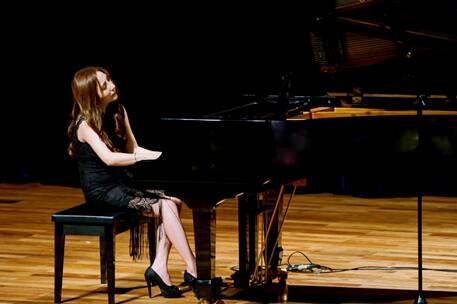 当流行钢琴遇上动漫陈思桦作品专场音乐会在广州中山纪念堂举行